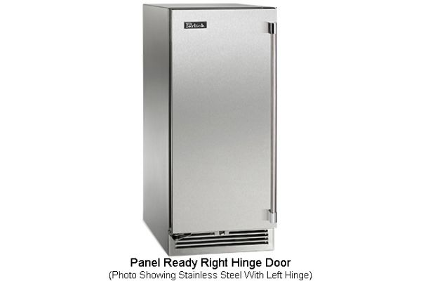 "Perlick 15"" Panel Ready Signature Series Wine Refrigerator - HP15 - HP15WS32R"