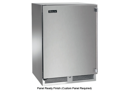 """Perlick Signature Series 24"""" Panel Ready Outdoor Freezer - HP24FO-3-2L"""