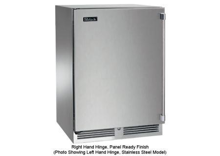 "Perlick Signature Series 24"" Panel Ready Indoor Freezer - HP24FS-3-2R"