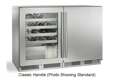 Perlick - HP48WO-S-3-3L-1RC - Wine Refrigerators and Beverage Centers