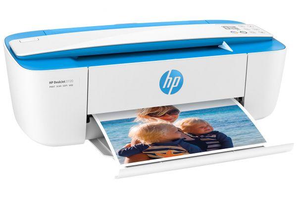 HP Deskjet 3720 Inkjet Multifunction Printer - HPDJ3720