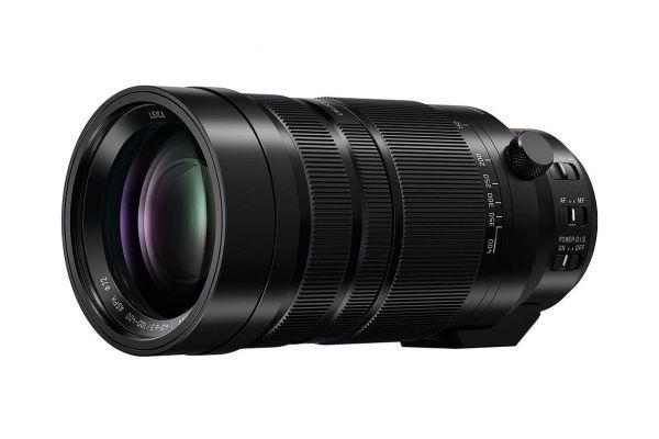 Large image of Panasonic LUMIX G LEICA DG VARIO-ELMAR 100-400mm Lens - H-RS100400