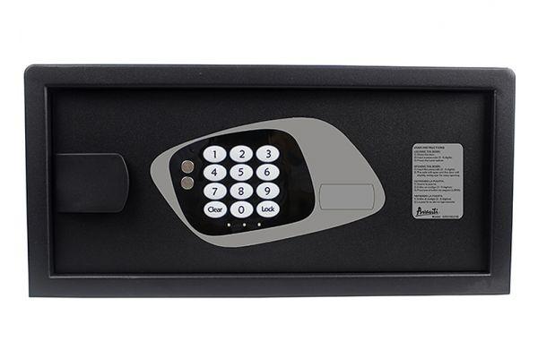 Large image of Avanti Black Hotel Room Safe - HRS10321B