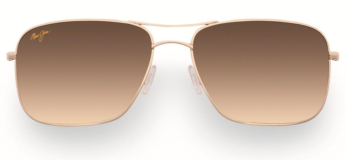 243addf1404d0 Maui Jim Wiki Wiki Gold Frame Sunglasses - HS246-16