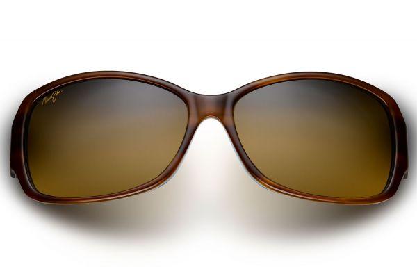 Large image of Maui Jim Nalani Tortoise Womens Sunglasses - HS295-03T