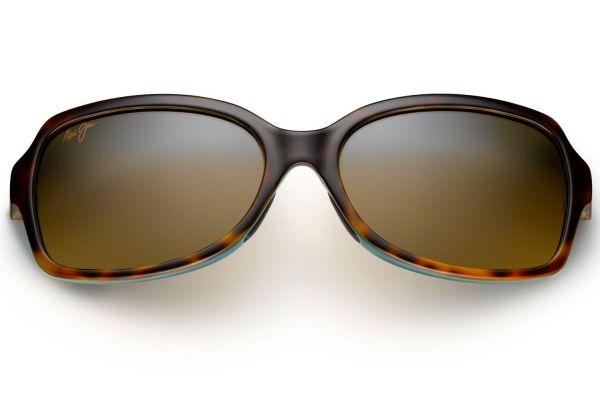 Large image of Maui Jim Cloud Break Tortoise Womens Sunglasses - HS700-10P