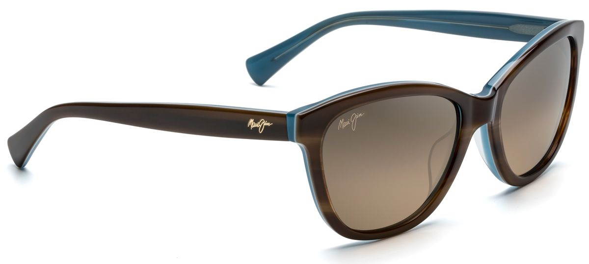30ae5d9a324 Maui Jim Canna Tortoise & Blue Womens Sunglasses - HS769-03T