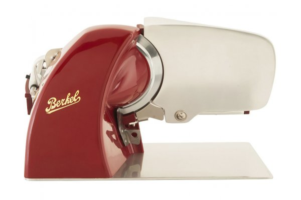 Large image of Berkel Home Line 200 Red Small Slicer - HSBGS0U000000