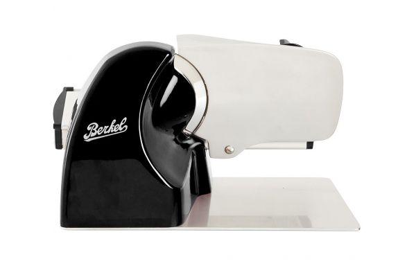 Large image of Berkel Home Line 200 Black Small Slicer - HSBGS0U00000N