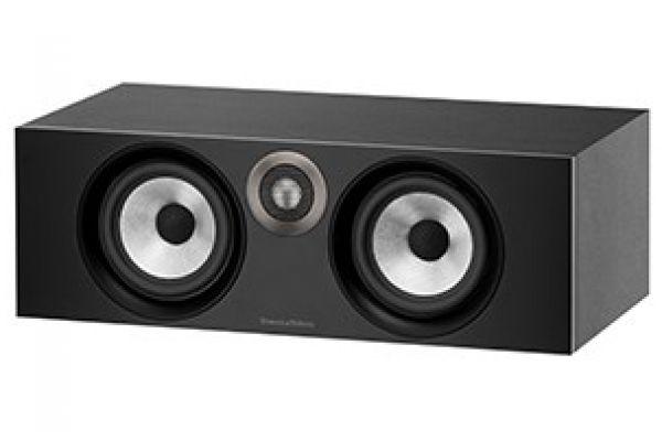 Bowers & Wilkins 600 Series Black Center Channel Speaker - FP40789