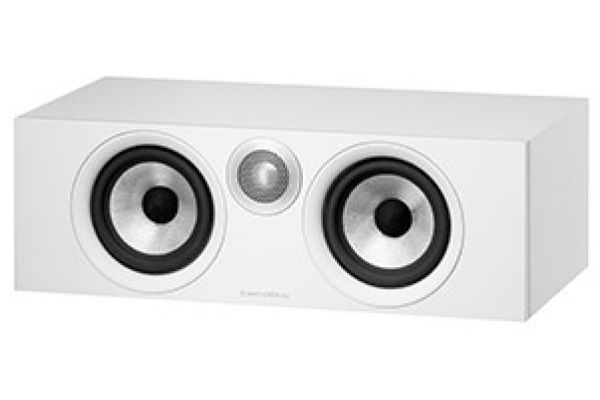 Bowers & Wilkins 600 Series White Center Channel Speaker - FP40797