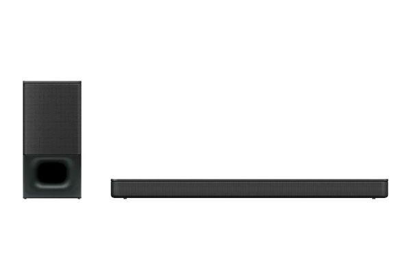 Sony Black 2.1 Channel Soundbar With Wireless Subwoofer - HTS350