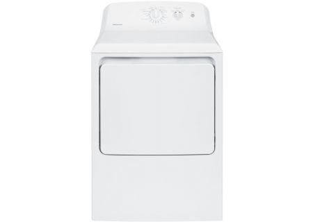 GE - HTX21GASKWW - Gas Dryers