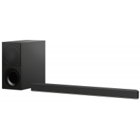 Sony Black 2.1 Dolby Atmos Sound Bar With Bluetooth