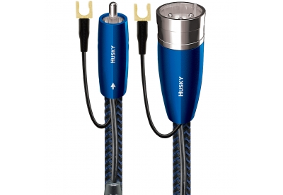 Audioquest - HUSKY2M - Subwoofer Cables