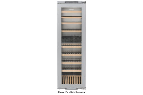 """Large image of Liebherr 24"""" Panel Ready Built-In Dual Zone Wine Cabinet - HW-8000"""