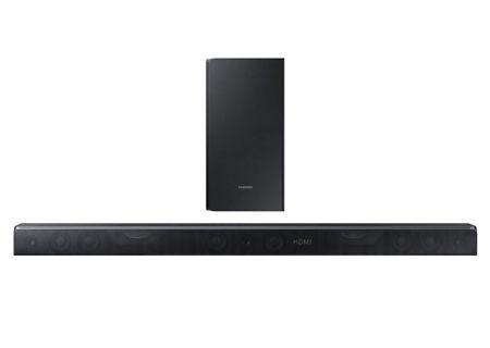 Samsung Black Sound Bar With Dobly Atmos - HW-K850/ZA