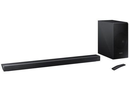 Samsung Black 3.1 Channel Sound Bar With Wireless Subwoofer - HW-N550/ZA