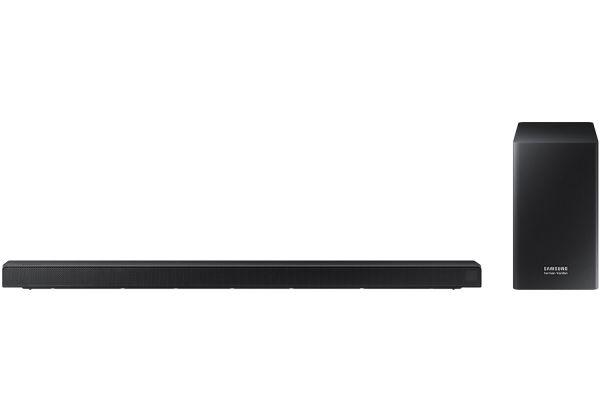 Samsung Black 5.1 Channel Soundbar With Wireless Subwoofer - HW-Q60R/ZA