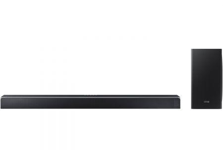 Samsung Black 5.1.2 Channel Soundbar With Dolby Atmos - HW-Q80R/ZA