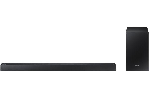 Samsung Black 2.1 Channel Soundbar With Wireless Subwoofer - HW-R450/ZA