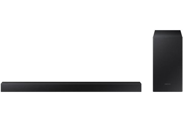 Samsung Black 2.1 Channel Soundbar With Wireless Subwoofer - HW-T450/ZA