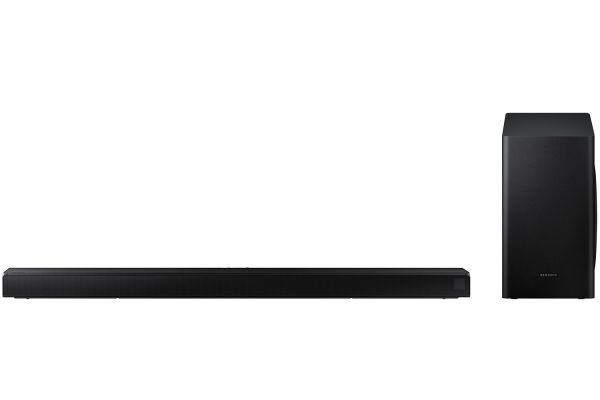 Samsung Black 3.1 Channel Soundbar With Wireless Subwoofer - HW-T650/ZA