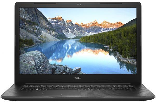 "Dell Inspiron 3785 Black 17.3"" Notebook AMD Ryzen 3 2300U 16B RAM 1TB, Radeon Vega 6 Graphics - I3785A452BLK"