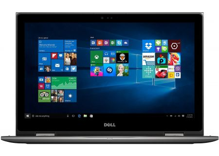 Dell Inspiron 15 5000 Grey 2-In-1 Notebook Computer - I5578-2550GRY