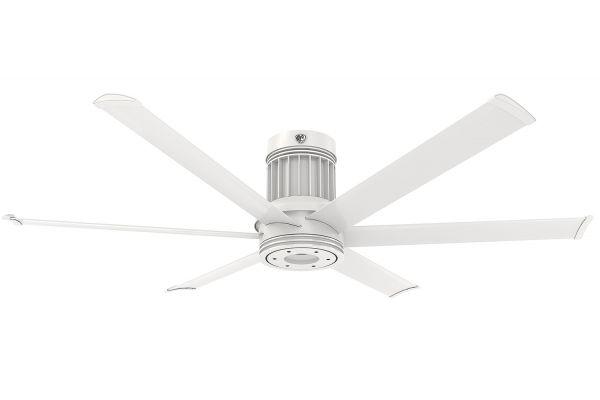 "Large image of Big Ass Fans I6 60"" White Indoor Ceiling Fan - MK-I61-051800A729"
