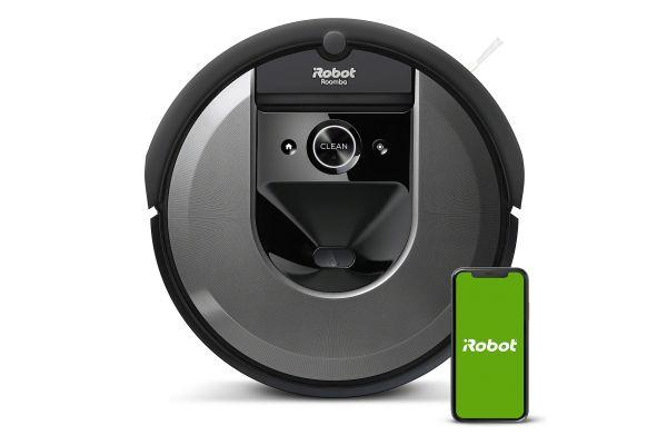 Large image of iRobot Roomba i7 Wi-Fi Connected Robot Vacuum - I715020