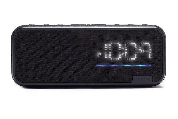 iHome Bedside/Home Office Speaker System With Amazon Alexa - IAV14B