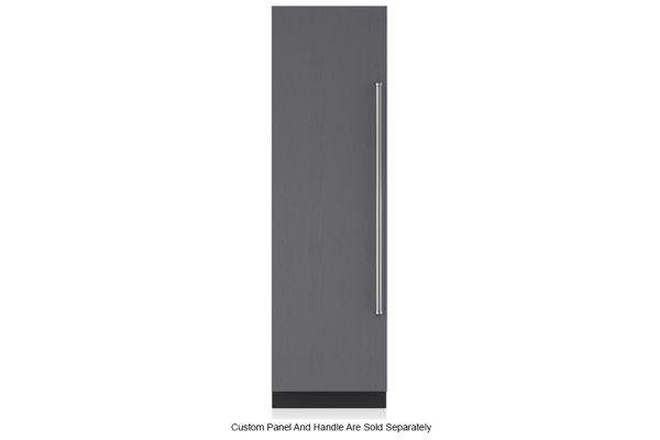 "Sub-Zero 24"" Custom Panel Integrated All Freezer - IC-24FI-LH"