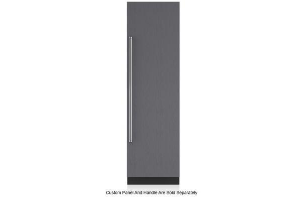"""Large image of Sub-Zero 24"""" Panel Ready Right-Hinge Designer Column Freezer With Ice Maker - IC-24FI-RH"""