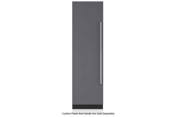 "Sub-Zero 24"" Custom Panel Integrated All Refrigerator - IC-24R-LH"