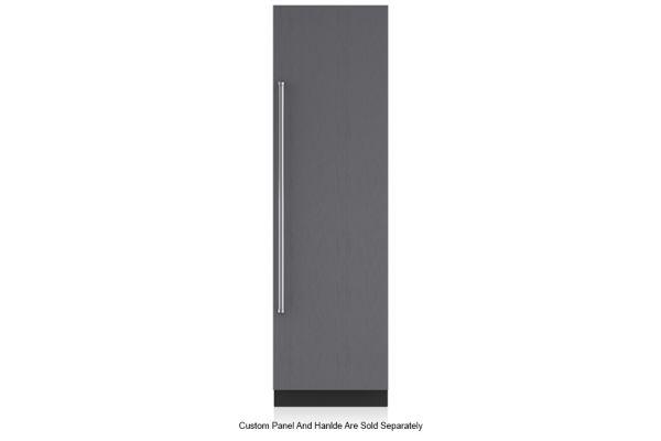"Large image of Sub-Zero 24"" Panel Ready Right-Hinge Designer Column Refrigerator - IC-24R-RH"