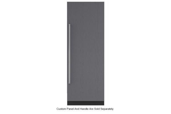 "Large image of Sub-Zero 30"" Panel Ready Right-Hinge Designer Column Refrigerator With Internal Dispenser - IC-30RID-RH"