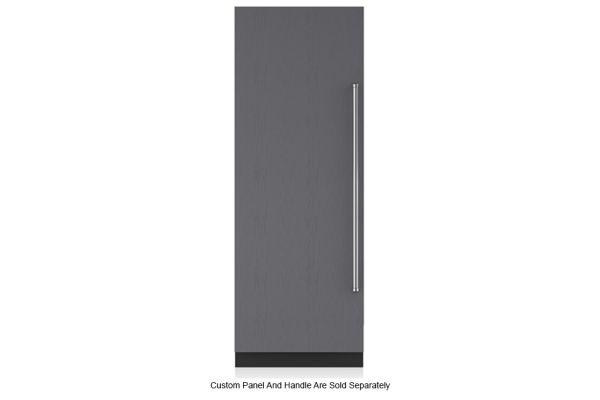 "Large image of Sub-Zero 30"" Panel Ready Left-Hinge Designer Column Refrigerator - IC-30R-LH"
