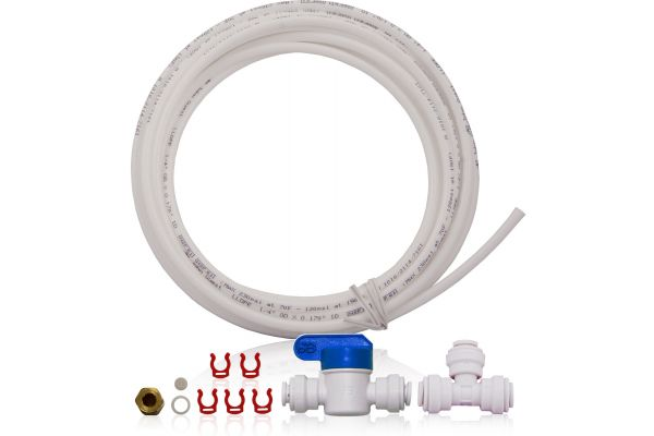 """Large image of APEC Water Ice Maker Kit With 1/4"""" O.D.Tubing for Reverse Osmosis Systems - ICEMAKER-KIT-1-4-RO"""