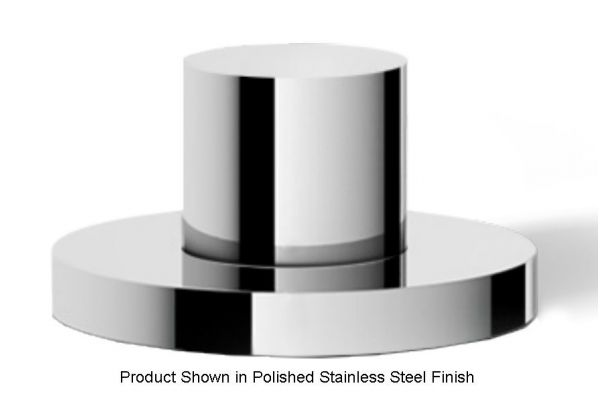 Large image of The Galley Gun Metal Gray Stainless Steel Desk Switch - IDS-1-GSS