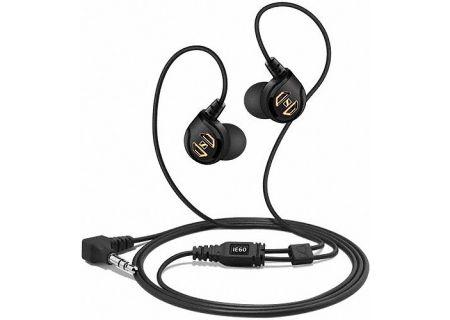 Sennheiser - IE60 - Earbuds & In-Ear Headphones