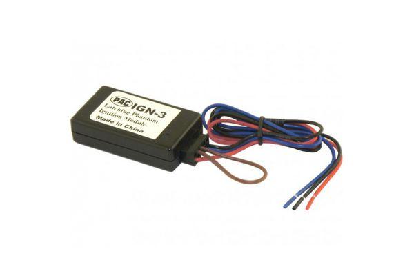 PAC Audio Latching Phantom Ignition Module - IGN-3