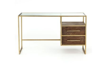 Four Hands Harmon Collection Riverside Desk - IHRM-114A