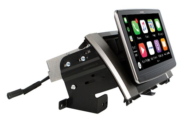 "Alpine 9"" Halo9 Plug And Play Dash Kit For 2014-Up Toyota Tundra - ILX-F309TND"