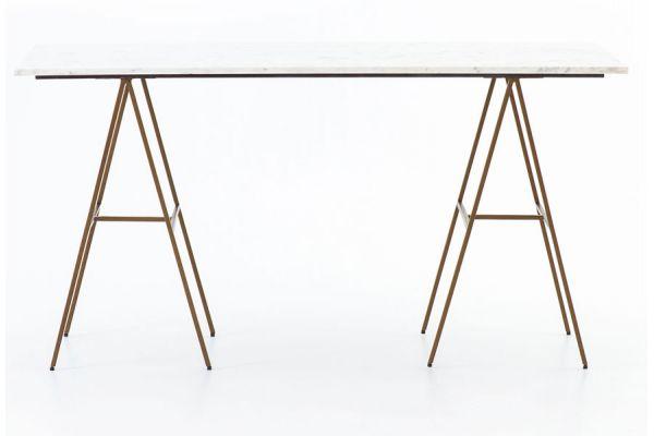Large image of Four Hands Marlow Collection Eden Desk - IMAR-181