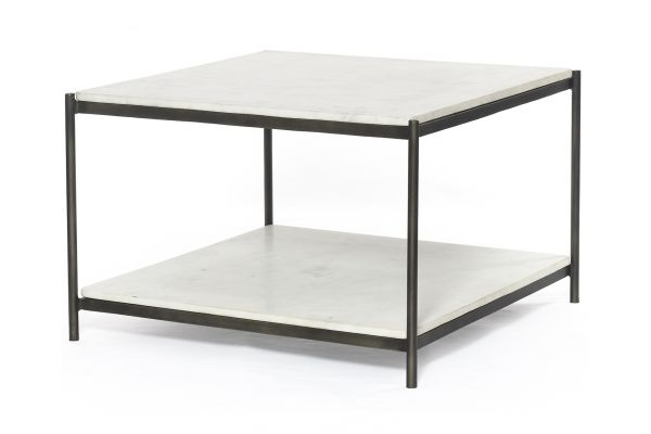 Large image of Four Hands Marlow Collection Felix Bunching Table - IMAR-239A