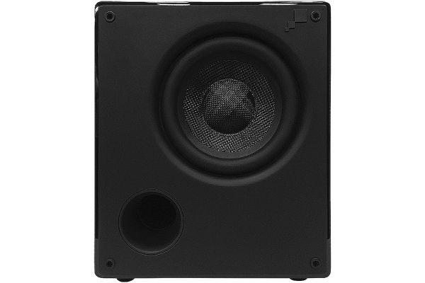"""Large image of Sonance Impact Piano Black 10"""" Subwoofer - 93357"""