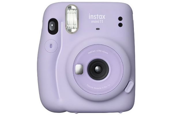 Large image of Fujifilm Instax Mini 11 Lilac Purple Instant Camera - 16654803 & 7549