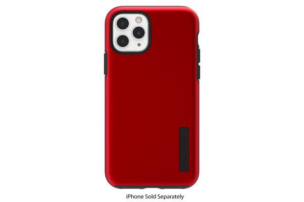 Incipio DualPro Red Black Case For iPhone 11 Pro - IPH-1843-RBK