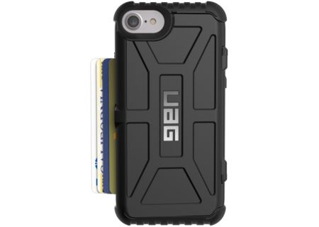 Urban Armor Gear Trooper Series iPhone 7 / 8 Black Case - IPH7/6S-T-BK